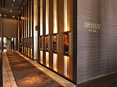 Armani Hotel Dubai - Luxury Hotel Dubai: inside the world's tallest building, no expense was spared, restrained colour scheme, high-tech rooms. six restaurants, vast spa and swish nightclub, best view from At The Top, the observation deck on the 124th floor