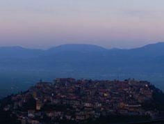 Sunset - Vallo di Diano, Italy by  Cono Dante Grieco