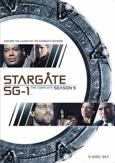 The complete ninth season of STARGATE SG-1 is available on this release. Season nine finds Colonel Jack O'Neill coming out of retirement to join the SG-1 team on a secret mission. The mission involves