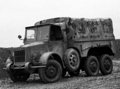 Hungary's main truck of WW2: 38M Botond