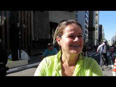 Na inauguração oficial da Ciclovia da Avenida Paulista, no dia 28 de junho, o Canal Mova-se encontrou Tânia Reis, ciclista que fez questão de estar presente na festa de inauguração.