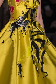 Julien Fournie at Couture Spring 2017 - Details