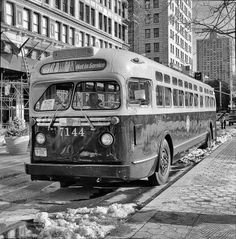 Antique Bus