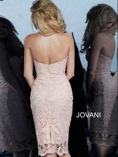 Jovani - 1401 Lace Sweetheart Sheath Dress With Capelet – Couture Candy Wedding Dress Capelet, Sheath Wedding Gown, Sheath Dress, Two Piece Short Dress, Short Lace Dress, Short Dresses, Rental Wedding Dresses, Cheap Wedding Dress, Knee Length Cocktail Dress