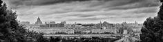 Clouds Gathered BW WM by Дмитрий Прописцов on 500px