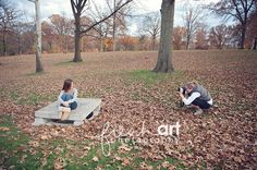 outdoor sessions shots - fun to see other photographers!