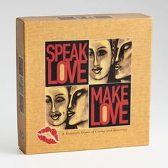 speak love, make love from RedEnvelope.com