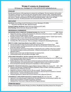 cool Arranging a Great Attorney Resume Sample,
