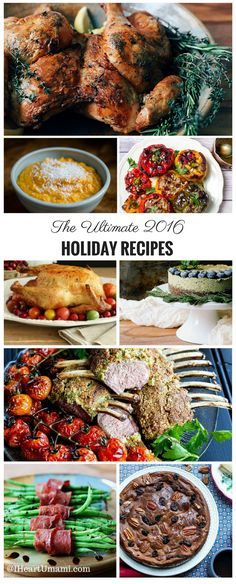 The Ultimate 2016 Holiday Recipes ! Delicious and healthy paleo recipes bound to make you and your family very happy. Recipes also include Whole30, AIP, and Keto friendly dishes. Follow the lovey pic to get all 38 free recipes !