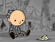 I bambini e la Shoah in un'animazione