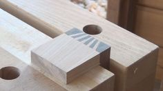 How to Prepare Sunrise Dovetails (Japanese Dovetails)