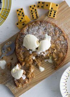 Norwegian Apple Pie (Eplepai) - BakeClub