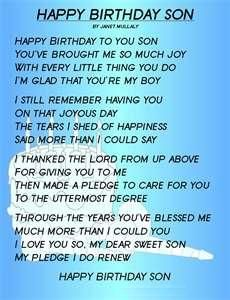 Happy Birthday Quotes For 5 Year Old Son Happy Birthday Quotes
