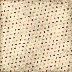 Granny Enchanted's Paper Directory: Free Aged Dots Digi Scrapbook Paper