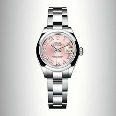 Rolex's Lady-Datejust 28 launched at Baselworld 2017