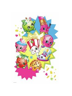 Searching for Shopkins Burst Peel and Stick Giant Wall Decal for your next celebration? Find Birthday in a Box for the popular and party invitations & bargain prices.
