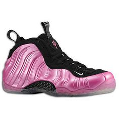 Nike Air Foamposite One - I never got these :-( but I'd love to have them size 6 please!