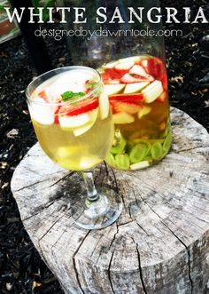 The Best White Sangria by DesignedbyDawnNicole, via Flickr