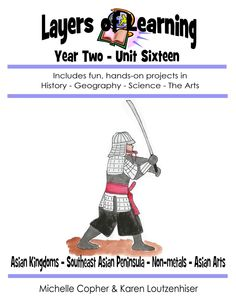 Layers of Learning Homeschool Curriculum Unit 2-16