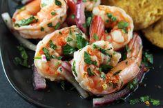 Citrus Spiced Pickled Shrimp by aidamollenkamp #Shrimp #aidamollenkamp