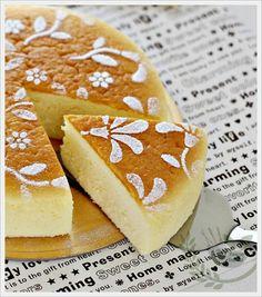 Soufflé Japanese Cheesecake - Anncoo Journal