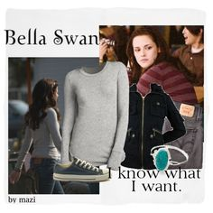 """Style Bella Swan"" by vikamazi on Polyvore"