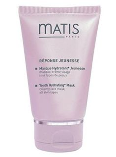 Matis Youth Hydrating Mask - Moisturisers for Dry Skin - Beauty - Marie Claire Face Scrub Homemade, Homemade Face Masks, Cream For Dry Skin, Skin Cream, Exfoliant, Moisturiser, Exfoliate Face, Hydrating Mask, Skin Mask