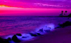 Gorgeous Sunset/Beach