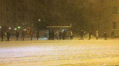 Tämä kuva bussipysäkiltä kertoo kaiken suomalaisesta luonteesta