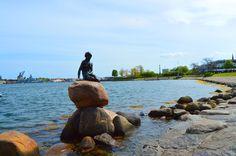 La petite sirène - Copenhague - Danemark - ©Fabienne