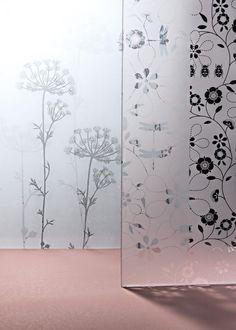 Stickers : À fleur de vitres