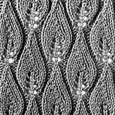 Knitting Pattern Square No. 47, Volume 34