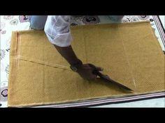 ▶ Salwaar Kameez Tutorial Part 2 Salwaar Cutting - YouTube