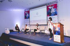 Nossa Community Marketing Manager do Brasil, Bruna Toni, falou um pouco sobre oportunidades para business verticais no evento do IAB Social Media Insights 2015