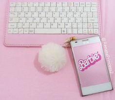 Blog da Renata Princess : Faça Você Mesma ♥ Pingente de celular com pompom