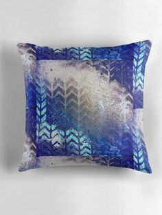 Excited to share this item from my shop: Blue and Gold Chevron Accent Pillow Luxury Home Decor, Luxury Homes, Gold Chevron, The Perfect Touch, Artwork Prints, Home Accents, Accent Pillows, Modern Decor, Decorative Throw Pillows