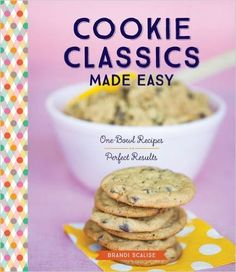 Cookie Classics Made Easy | By Brandi Scalise Become a cookie mastermind with these 40 foolproof recipes�that require�just one bowl, minimal baking equipment, and no previous experience! Find all your favorites and new discoveries.  via @AOL_Lifestyle Read more: https://www.aol.com/article/lifestyle/2017/02/08/chic-home-depot-furniture/21709706/?a_dgi=aolshare_pinterest#fullscreen