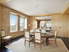14-room duplex apartment on Fifth Avenue, New York
