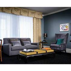 Hotel Sorrento      Location: Seattle, WA    Sleeper: St Louis Full & Queen