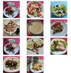 Încheiem, astăzi, seria celor 3 articole cu 10 idei pentru o cină sănătoasă, sățioasă și ketogenică! Curat ketogenică, mon Cher!.. Avocado, Ethnic Recipes, Green