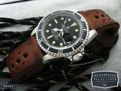 Let's see pics of speedmaster pro's on brown straps - Page 15
