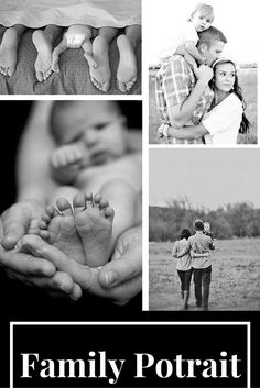 Some Amazing Portrait Family Photograhy ideas with the Baby