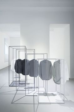 """One of Trendland's favorite label COS and Japanese design studio Nendo have created an installation for this year's Salone del Mobile in Milan. The installation, located within the renowned art district of Brera, portrays the studio's playful, yet rational approach 'to re-imagine everyday objects' and provide what they call 'a small """"!"""" moment'"""