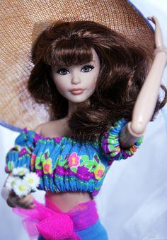 Barbie Dress, Barbie Clothes, Barbie Basics, Glamour Dolls, Beautiful Barbie Dolls, Lady Grey, Monster High Dolls, Barbie Friends, Barbie And Ken