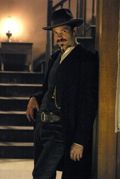 Seth Bullock is the sexiest effing thing I have ever seen. Period.