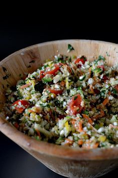 Cook Quinoa With Recipes Healthy Diet Recipes, Raw Food Recipes, Veggie Recipes, Salad Recipes, Vegetarian Recipes, Healthy Eating, Vegan Food, Quinoa Mac And Cheese, Quinoa Side Dish