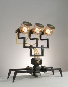 Steampunk lamp...........