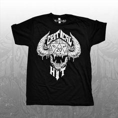 """Critical Hit"" Logo Shirt"