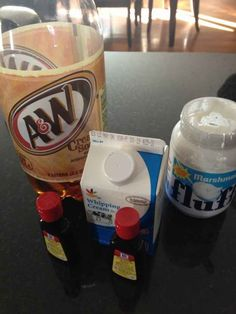 This is a super easy butter beer recipe. | 33 Cheap And Easy Ways To Throw An Epic Harry Potter Halloween Party