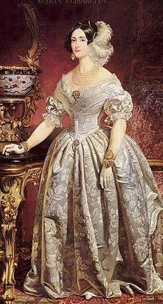 Maria Elisabetta di Savoia-Carignano esposa del archiduque Rainiero de Austria era nuera del emperador Leopoldo y fue con su marido representante austriaca en el Piamonte; sin embargo su hermano Carlos Alberto lideró la oposición al dominio austriaco en la Italia del norte como regente de Cerdeña.Su sobrino ,Victor Manuel de Saboya ,se casó con su hija Adelaida de Austria Toscana y Saboya.